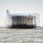 Œuvre photographique de Laurent Dequick fort boyard