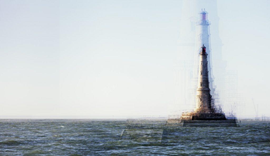 Œuvre photographique de Laurent Dequick le phare de cordouan