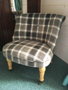 fauteuil de la chambre 10