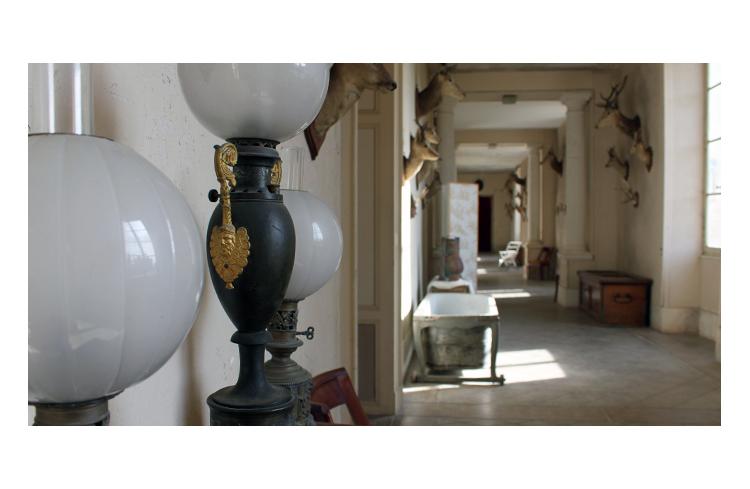 la galerie du château de panloy